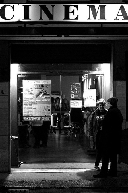 A Cinema Café Lanteri, Pisa | © Nicola Sap De Mitri/Flickr