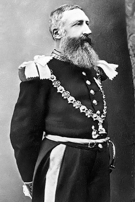 Leopold II ©Corolus/WikiCommons