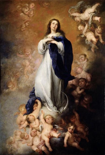 Inmaculada Concepción de los Venerables o de Soult by Bartolomé Esteban Murillo | © DIRECTMEDIA Publishing