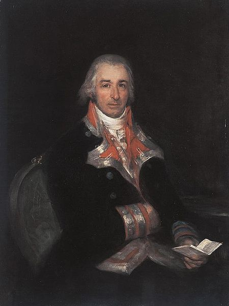 Don José Queraltó © Francisco Goya / WikiCommons