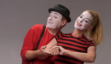 Magic Circle Mime Company | Courtesy of Toronto Symphony Orchestra