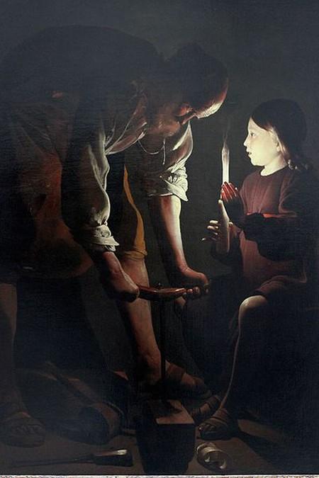 Georges de La Tour, Joseph the Carpenter | © Miguel Hermoso Cuesta/WikiCommons