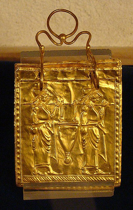 The Etruscan gold book | © National History Museum, Sofia