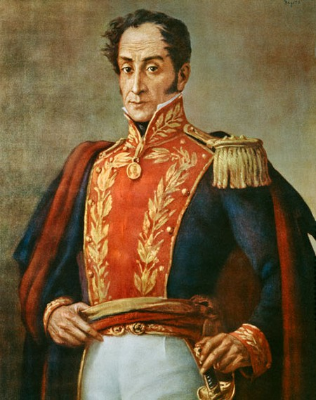 Simon Bolivar   © Iamcharles66/WikiCommons