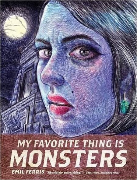 Courtesy Fantagraphics Books
