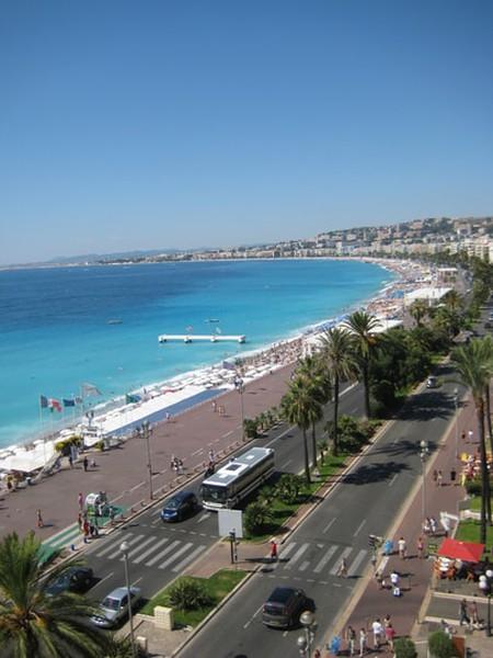 Promenade des Anglais, Nice | © Ernmuhl / WikiCommons
