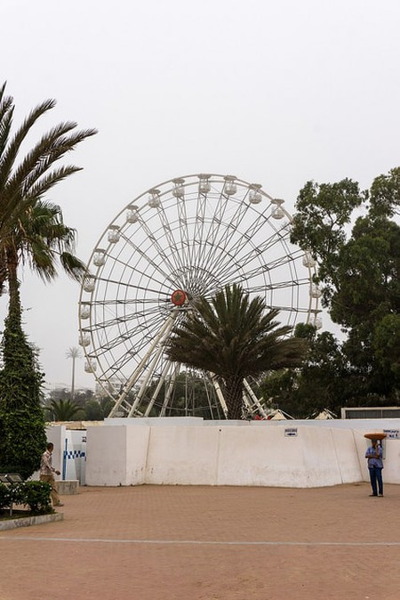 Agadir Ferris wheel