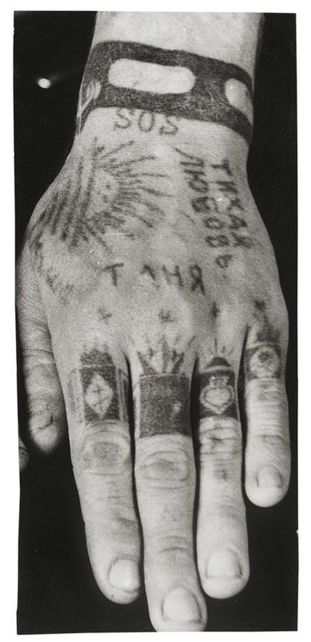 Russian Prison Tattoos 3