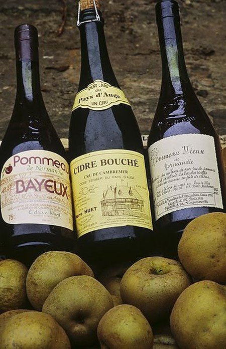 normandy apple cidres and pommeau