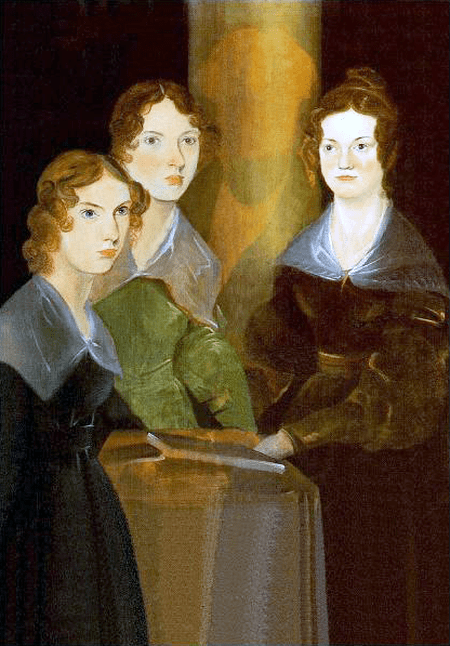 Painting of the Bronte Sisters | © Wikimedia Commons