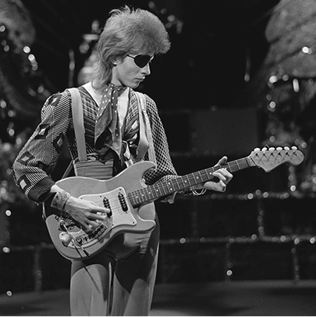 David Bowie | © AVRO/Wikicommons