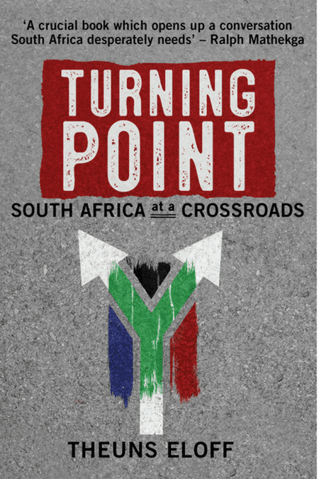 Book cover: Turning Point by Theuns Eloff