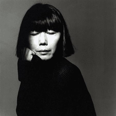Designer Rei Kawakubo, Photograph by