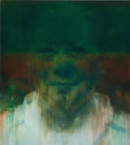 Tie Qi, Fifty RMB (2013). Oil on Canvas. | Image courtesy the artist and Pékin Fine Arts.