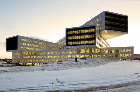 a-lab, Statoil Fornebu Oslo Office
