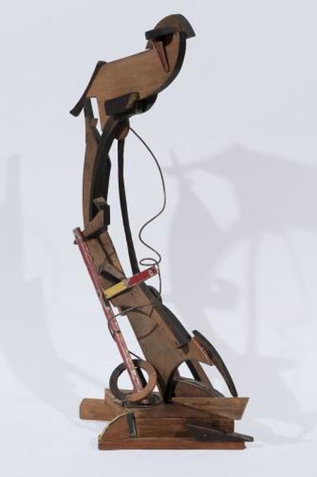 Vladimir Baranov-Rossine, 'Politech Sculpture' _ Courtesy of St Petersburg Gallery London 2