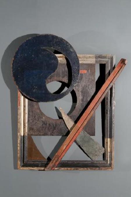 Vladimir Baranov-Rossine, 'Counter-Relief' _ Courtesy of St Petersburg Gallery London