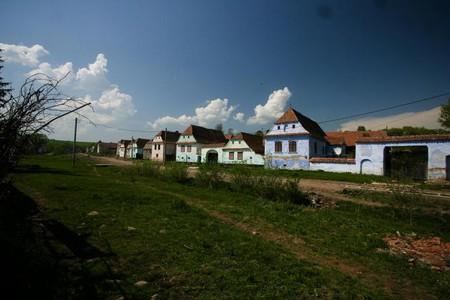 Saxon Village Romania