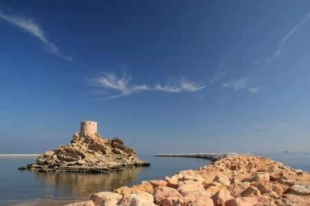 Al Sahel Fort © Russavia/WikiCommons