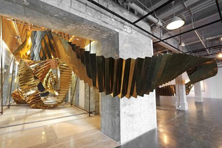NO WAY! installation by Gao Weigang 2013