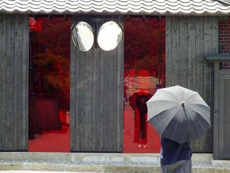 Setouchi Triennale -Teshima Yokoo House