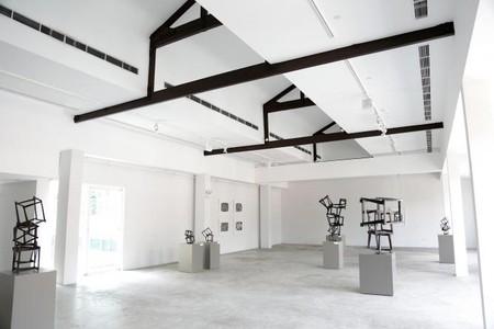 Installation view, Jedd Novatt: Solo Exhibition, Level 4, Art Plural Gallery | Photo courtesy Art Plural Gallery