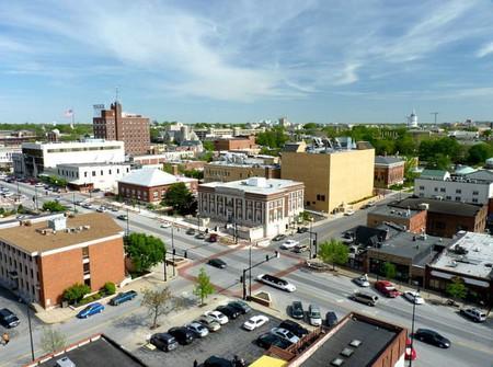 Downtown Columbia, MO | © CosmiCataclysm/WikiCommons