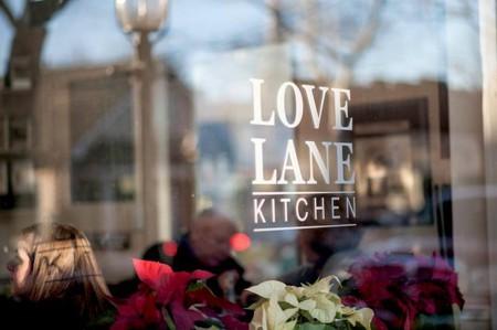 Love Lane Kitchen   © David Benthal 2015