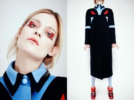 © Minju Kim | Photo: Kris de Smedt | Hair & Make-Up: Sigrid Volders | Model: Rijntje van Wijk