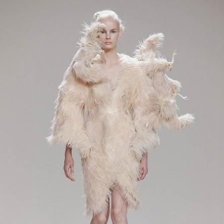 Iris van Herpen's fall 2014 collection