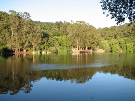 Lake Anza in Tilden Park   © Asaf Bartov/WikiCommons