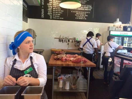 Behind the Counter | The Local Butcher Shop