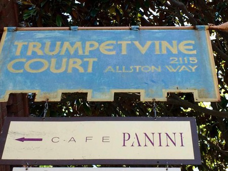 Trumpetvine Court | Café Panini