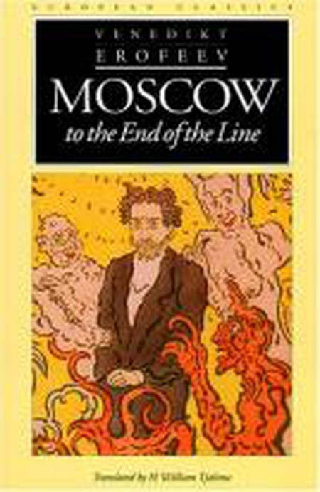 Moscow to the End of the Line | © Northwestern University Press