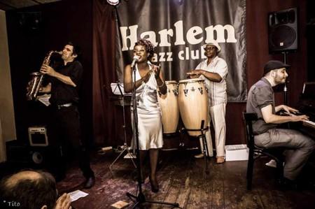 Angue   Courtesy of Harlem Jazz Club