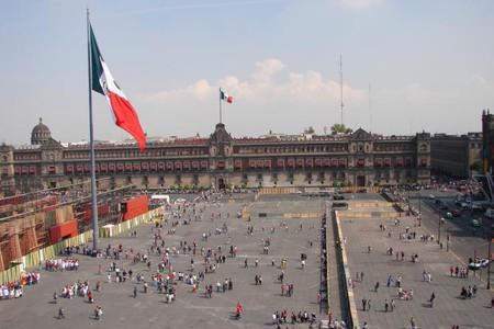 Zócalo, Mexico City | © Antony Stanley/Flickr