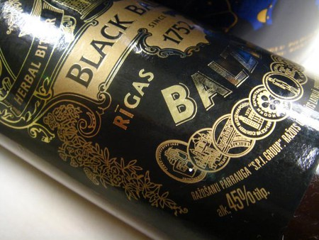 A bottle of Riga Black Balsam | © Jill Shih/Flickr