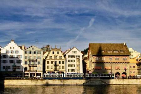 Zürich's old town   © Artur Staszewski/Flickr