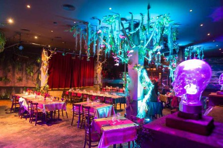 Zoologic restaurant © Courtesy of Zoologic restaurant