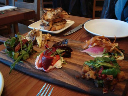 Vegan Charcuterie at Gather | © the foodhoe/Flickr