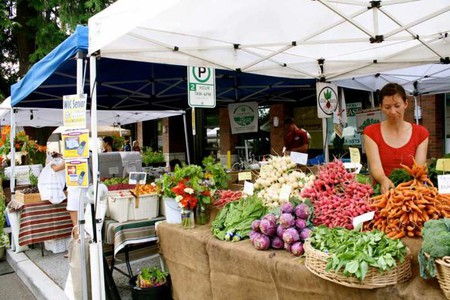Queen Anne Farmers Market | © moroccanmary/Flickr