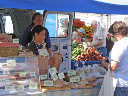 Baked goods at West Seattle Neighborhood Farmers Market | © Chas Redmond/Flickr