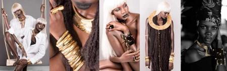 Sculptural Fashion Accessories