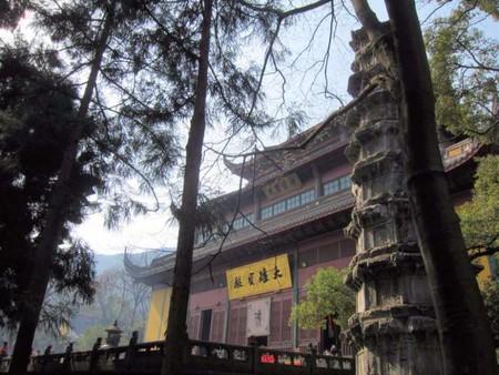 Lingyin Temple © Sean Munson/Flickr