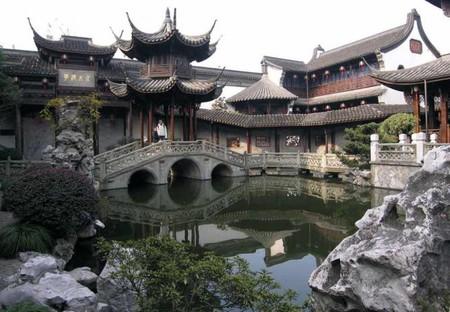 Former Residence of Hu Xueyan © jon crel/Flickr