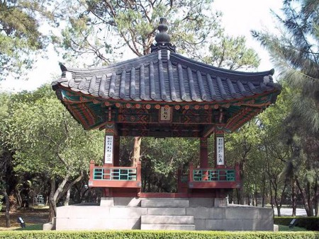 Pavilion of Korean Friendship | © Marrovi/WikiCommons