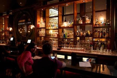 The Iron Horse Hotel Bar