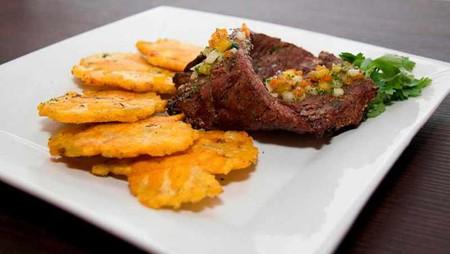 El Asador meal   Courtesy of El Asador