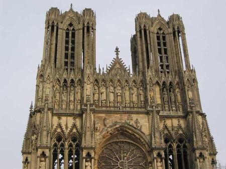 Cathédrale Notre-Dame de Reims | © Magnus Manske/WikiCommons