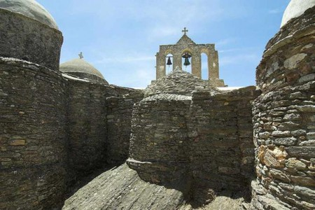 The monastery of Panagia Drosiani | © Zde/WikiCommons